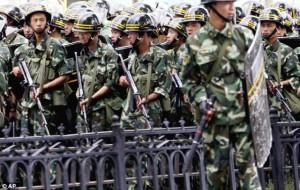 kerusuhan di Cina juli 2009-5