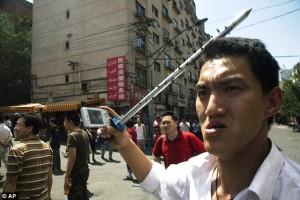 Memburu Suku Uighur