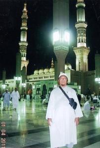 Carika Hasan Abdul Syukur, Bimbingan Haji dan Umroh Tour Guide, Tour Leader Madinah Makkah Terpercaya