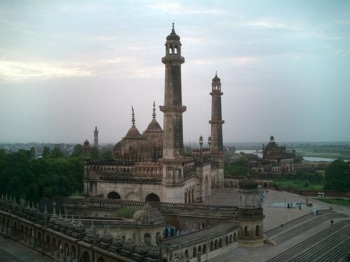 imambara mosque, masjid di India, masbadar.com