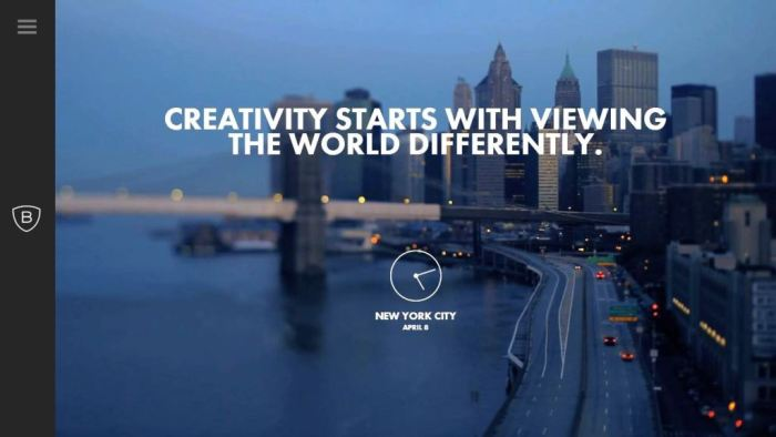 Desain Website Terbaik - Tercantik - Bienville Capital