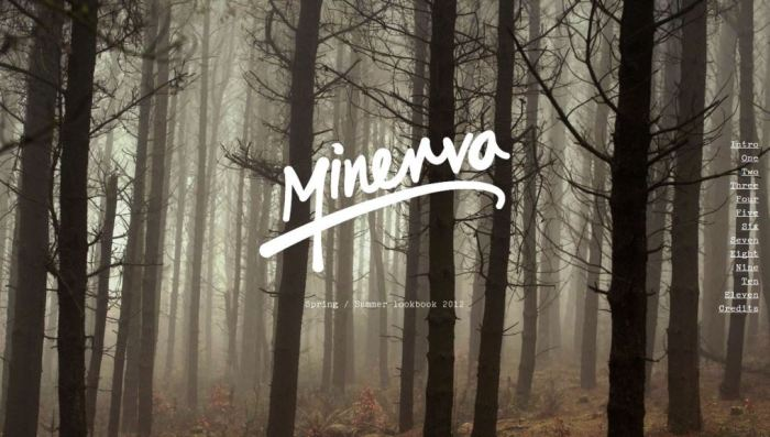 Desain Website Terbaik - Tercantik - Minerva