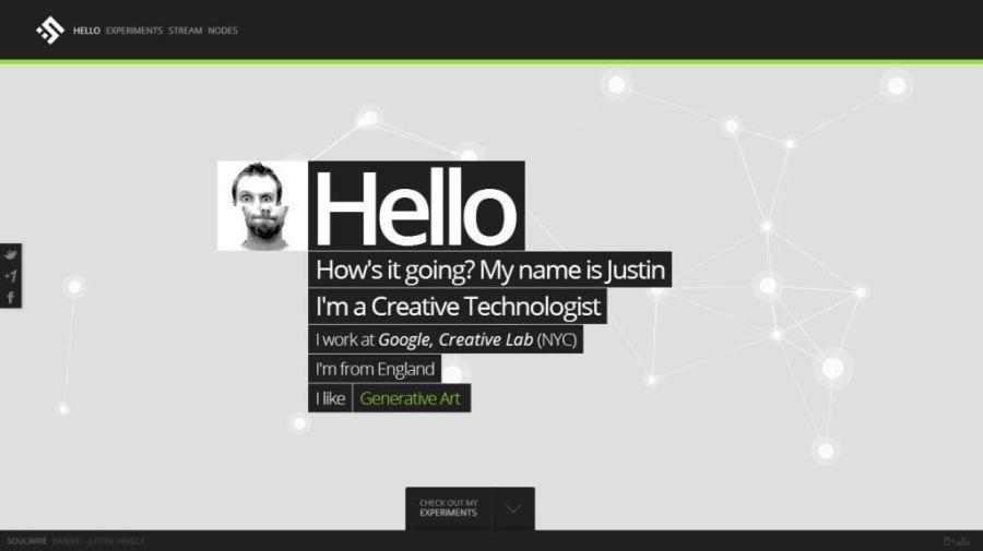 Desain Website Terbaik - Tercantik - Soulwire