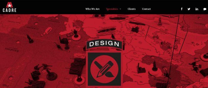 Developer Website Desain Responsive Terbaik - Cadre Atlanta, Georgia