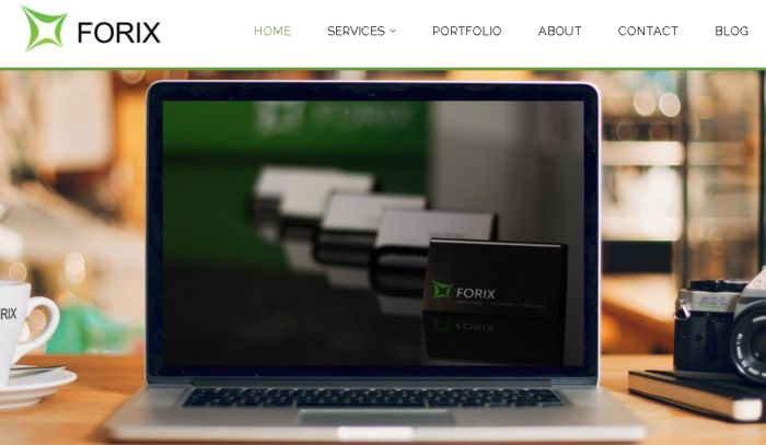 Developer Website Desain Responsive Terbaik - Forix Web Design Portland, Oregon