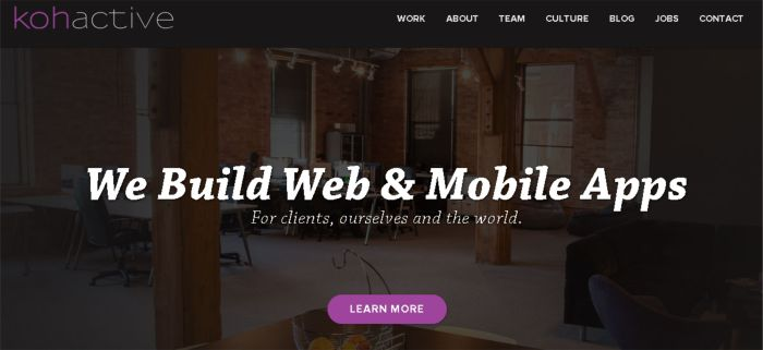 Developer Website Desain Responsive Terbaik - Kohactive Chicago, Illinois