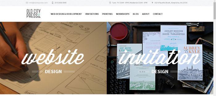 Developer Website Desain Responsive Terbaik - oldcitypress