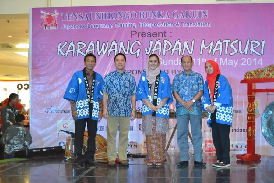 Gambar Foto Perayaan Indonesia Karawang Japan Matsuri - Kursus Bahasa Jepang dan Jasa Penerjemah 02