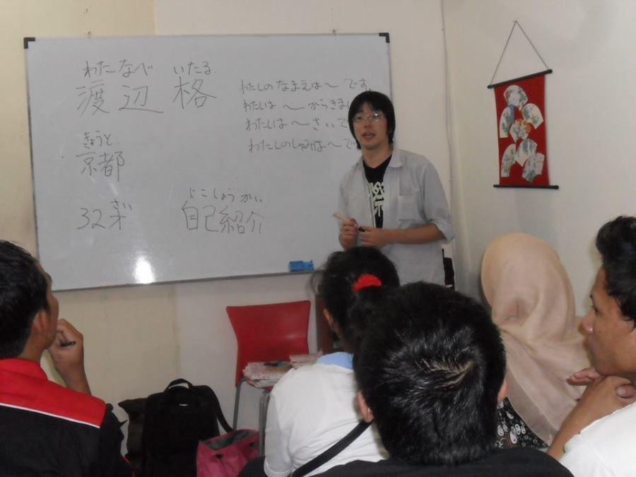 Native Speaker di Tensai Indonesia Kursus Bahasa Jepang dan Penerjemah Jepang Indonesia